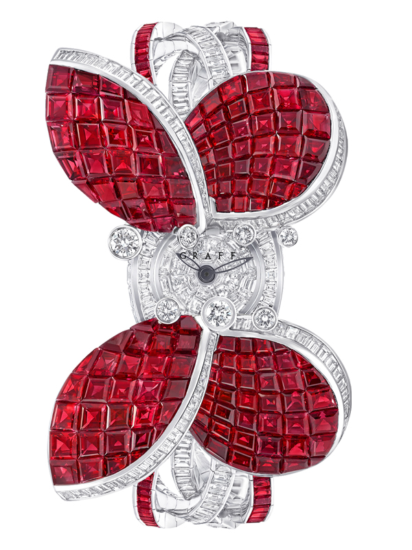 Часы Princess Butterfly Ruby