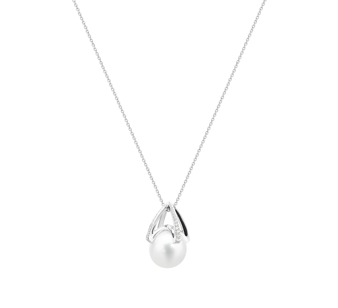 Кулон MIKIMOTO M collection MPA 10283 NDXW - фото 2 – Mercury