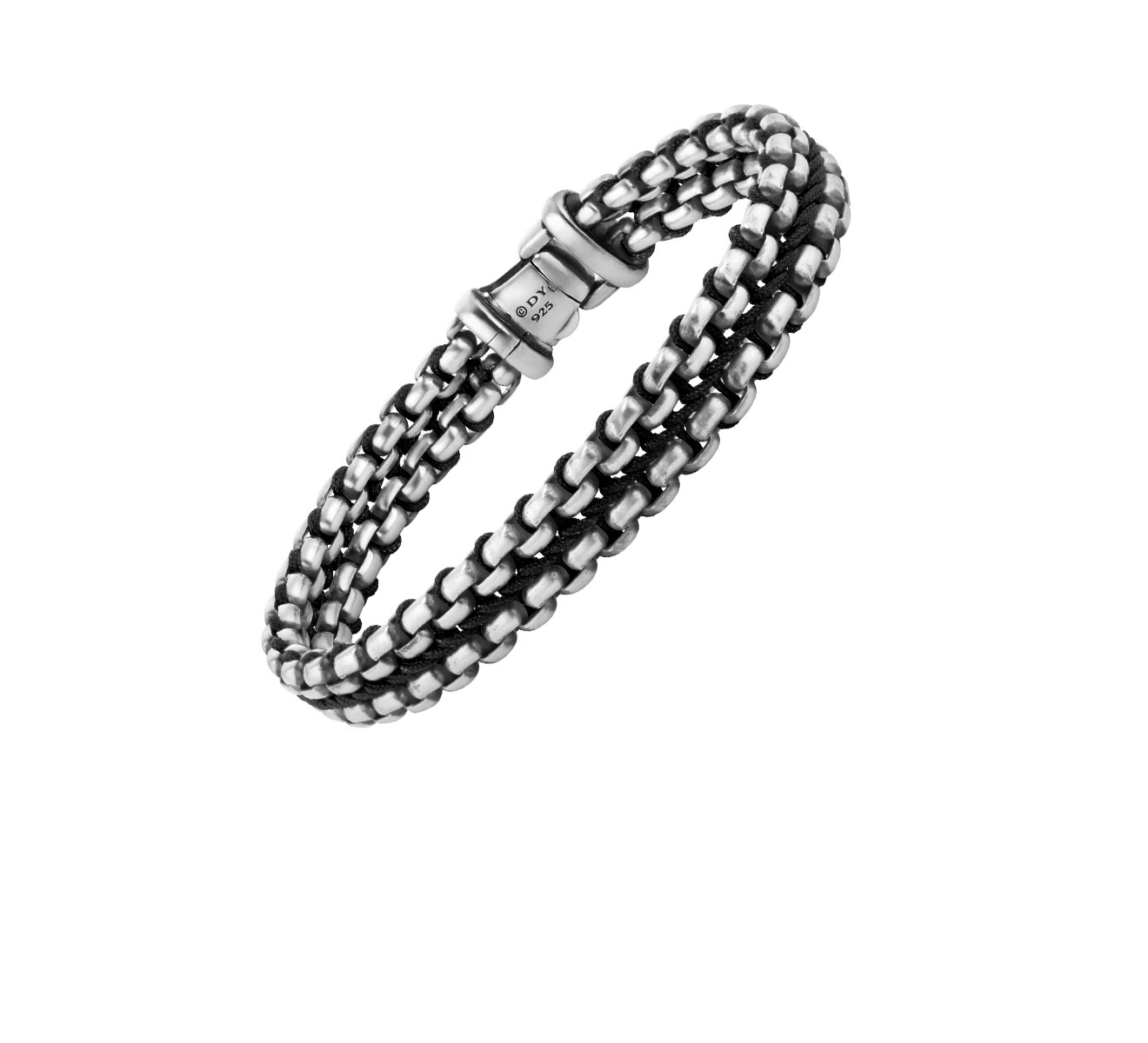 Браслет DAVID YURMAN Chain Mens B15886MSSBK - фото 1 – Mercury