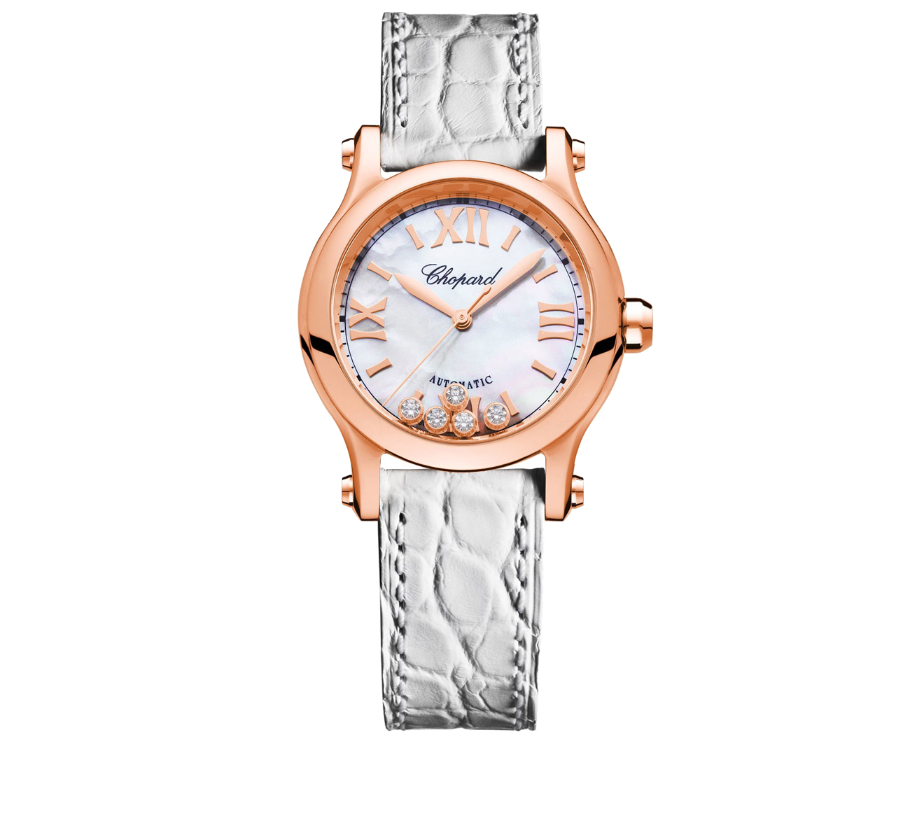 Часы Happy Sport Automatic Chopard Happy Sport 274893-5009 - фото 1 – Mercury