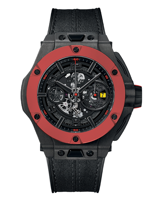 Часы Ferrari Unico Carbon Red Ceramic