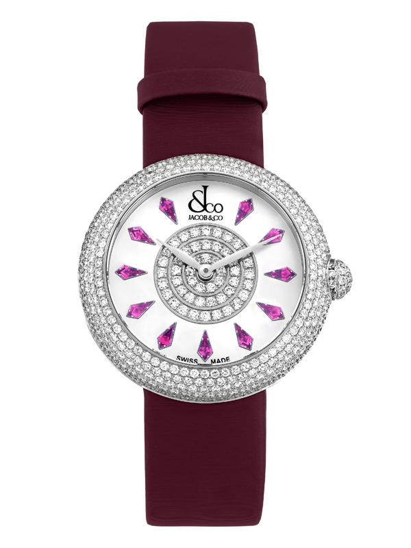 часы женские jacob&co