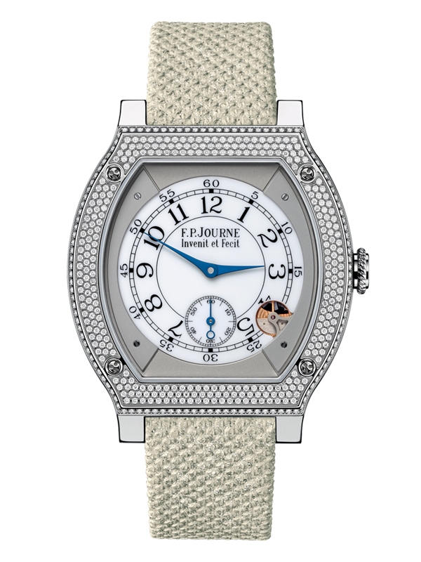 Часы 48 mm Titanium Set With Diamonds