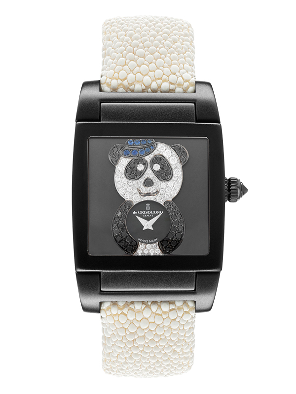 Часы UNO Crazymals Panda