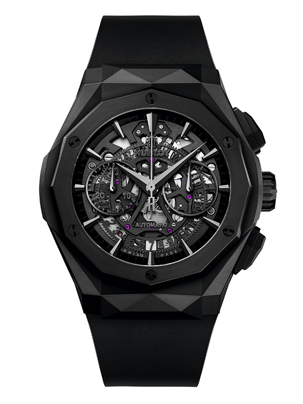 Часы Aerofusion Chronograph Orlinski All Black