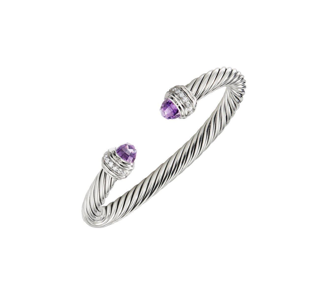 Браслет DAVID YURMAN Cable B14391DSSAAMDI - фото 1 – Mercury