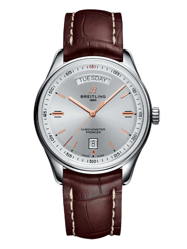 Часы Premier Automatic Day and Date 40