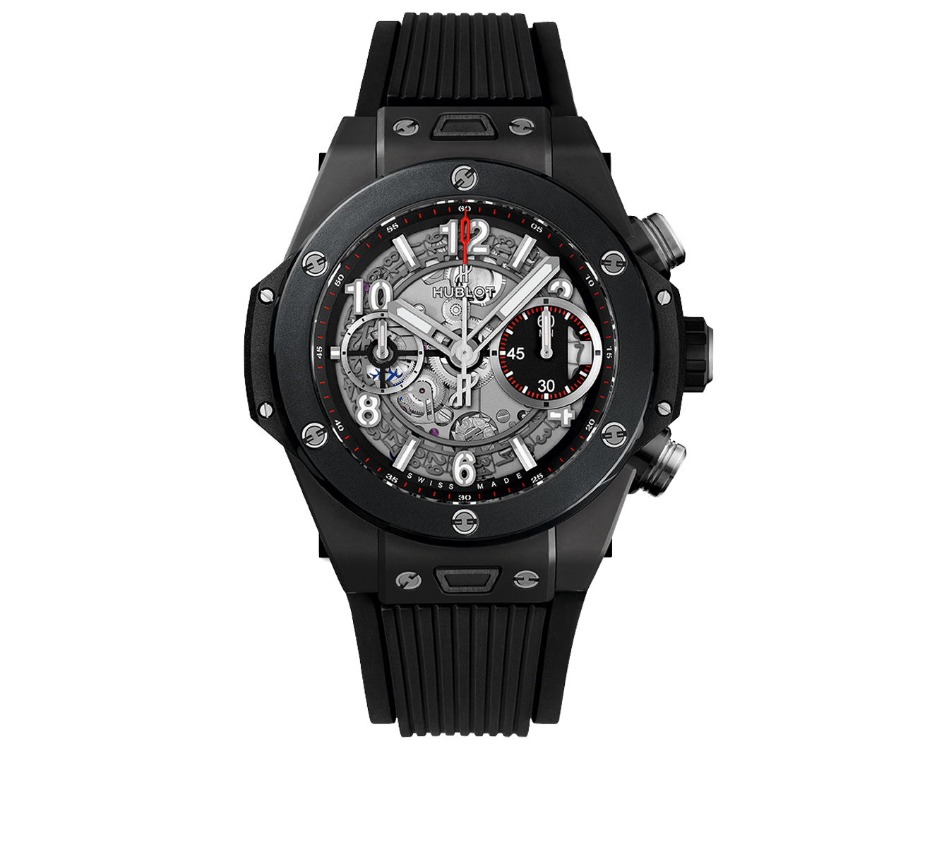 Часы Unico Black Magic HUBLOT Big Bang 441.CI.1170.RX - фото 1 – Mercury