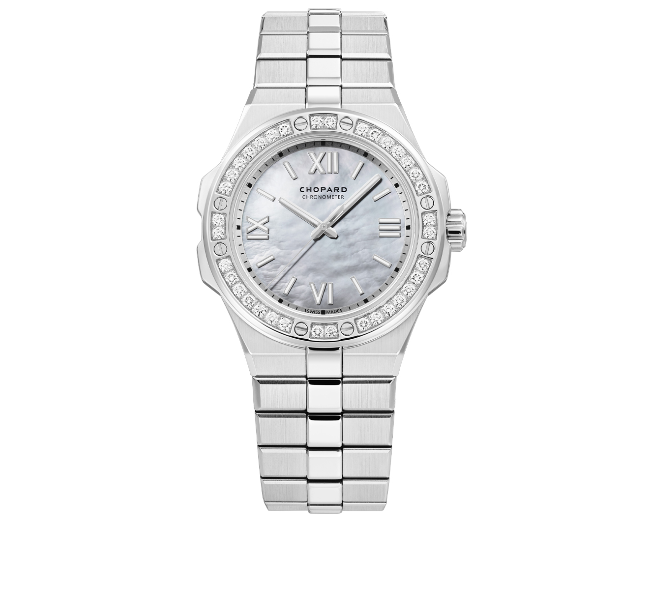 Часы Alpine Eagle Chopard Alpine Eagle 298601-3002 - фото 1 – Mercury
