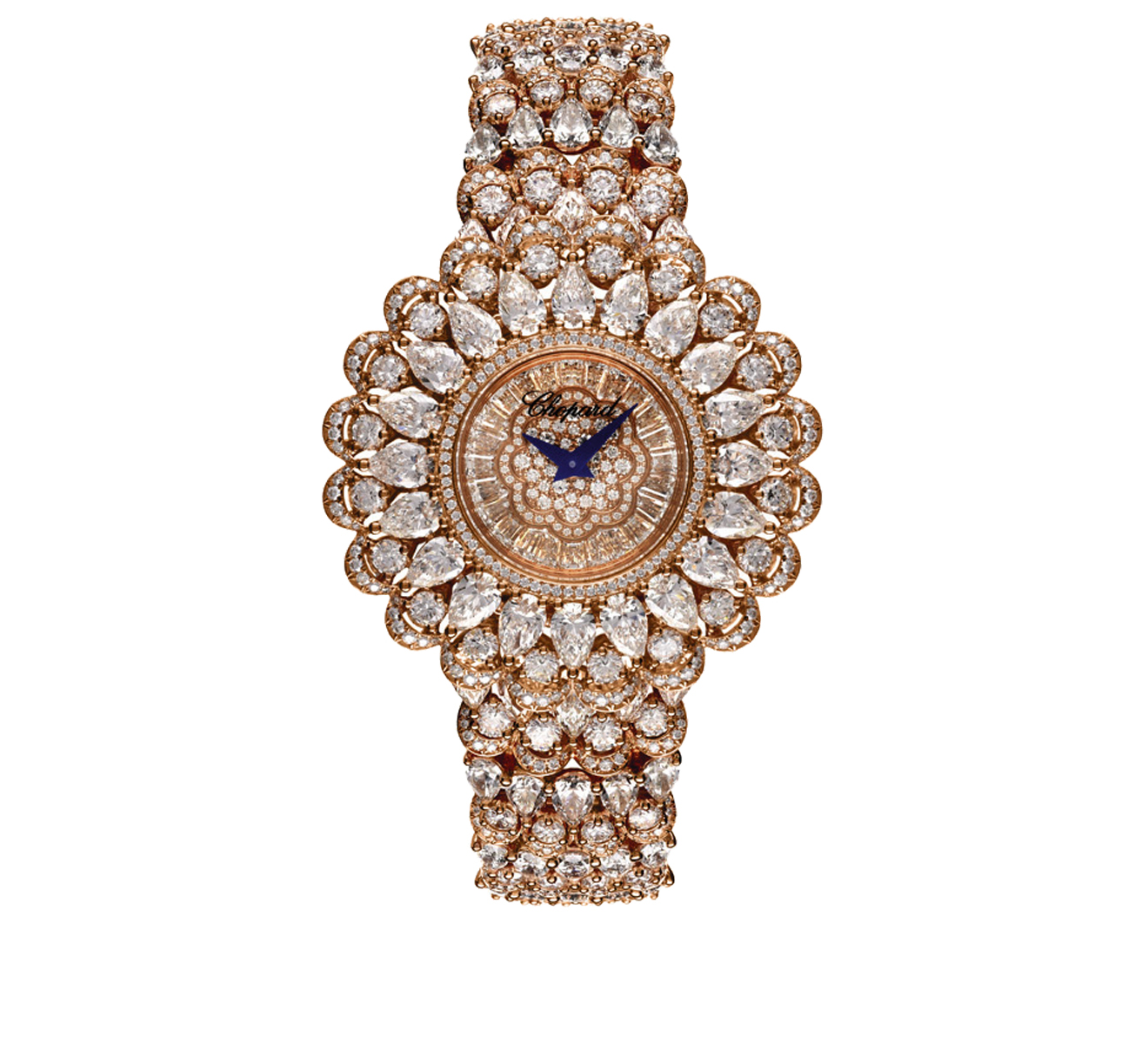 Часы High Jewellery Chopard High Jewellery 104427-5002 - фото 1 – Mercury