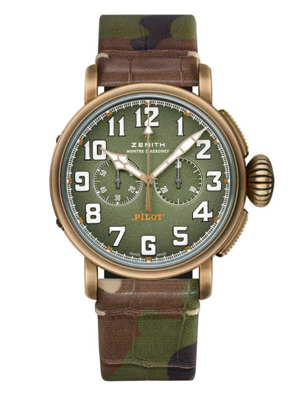 Часы Pilot Type 20 Chronograph Adventure