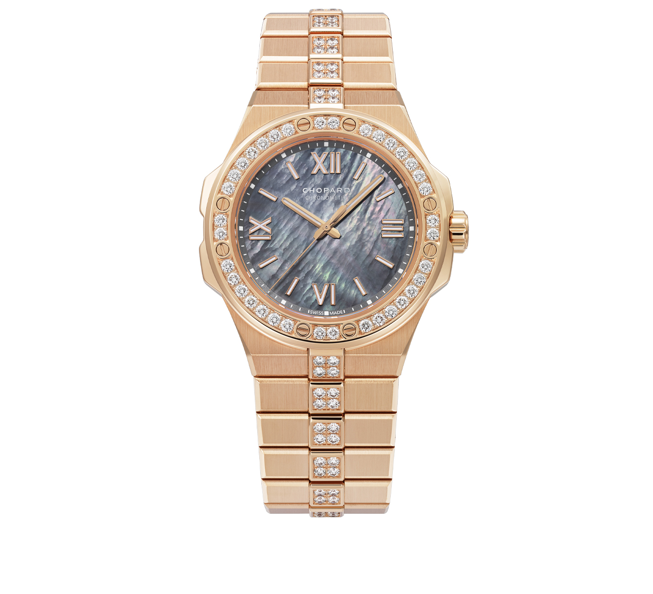 Часы Alpine Eagle Chopard Alpine Eagle 295370-5003 - фото 1 – Mercury
