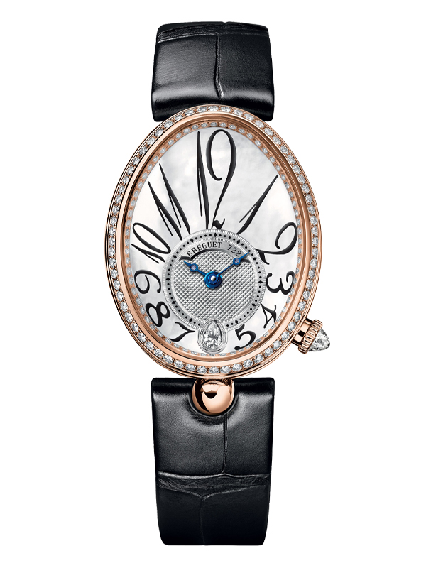 Часы Reine de Naples Rose Gold