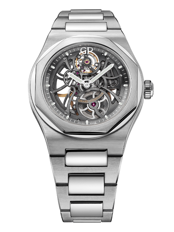Часы Laureato Skeleton