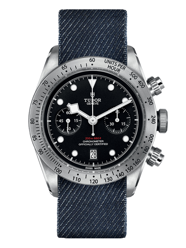 Часы Black Bay Chrono